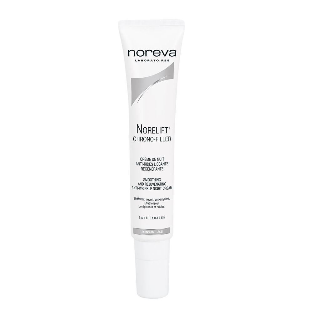 Крем Noreva Norelift Chrono-Filler Smoothing And Rejuvenating Anti-Wrinkle Night Cream крем mon platin age anti wrinkle night cream