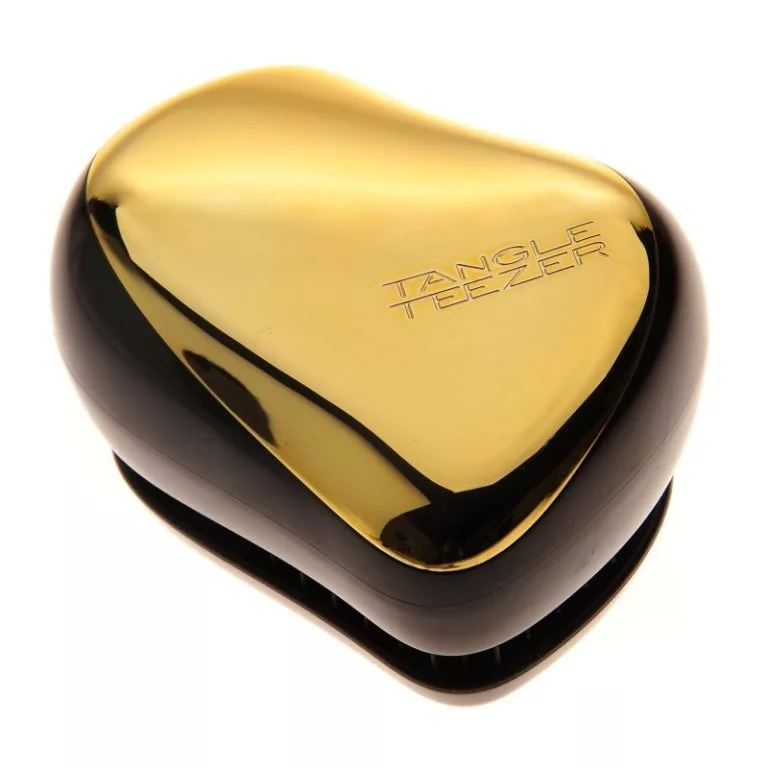 Расческа Tangle Teezer Compact Styler Gold Rush (1 шт) tangle teezer расческа для волос salon elite yellow