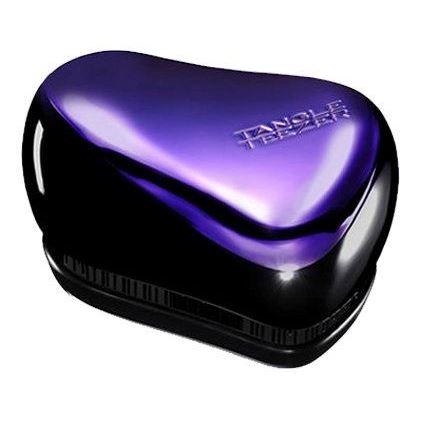 Расческа Tangle Teezer Compact Styler Purple Dazzle (1 шт) tangle teezer расческа для волос salon elite yellow