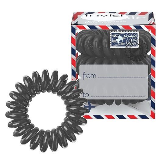 Invisibobble Letter From Grey (набор: 3 шт) набор invisibobble styling box