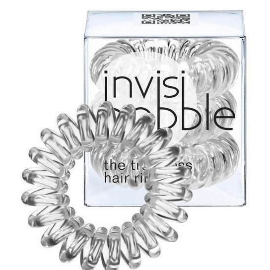 Сопутствующие товары Invisibobble Crystal Clear (набор: 3 шт) набор invisibobble styling box