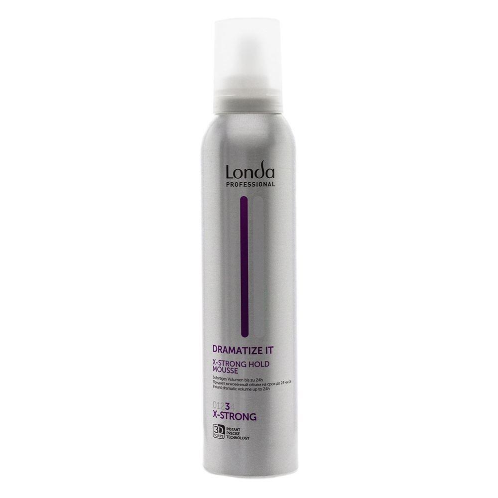 Пена Londa Professional Volume. Dramatize It  500 мл londa гель для укладки волос экстрасильной фиксации swap it 100 мл