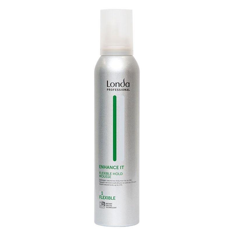 Пена Londa Professional Volume. Enhance It Flexible Hold Mousse kapous professional мусс для укладки волос нормальной фиксации 400 мл