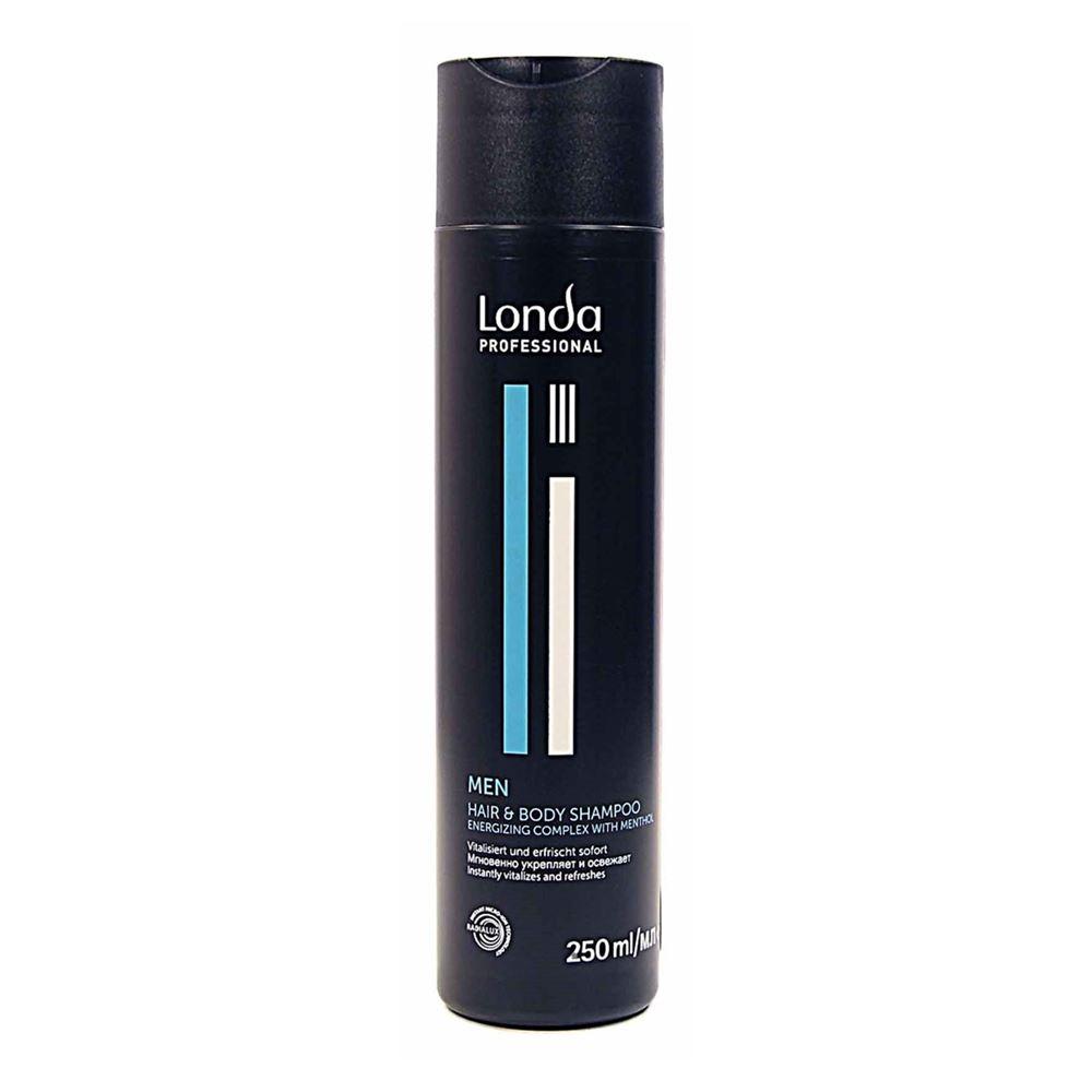 Шампунь Londa Professional Men. Hair & Body Shampoo 250 мл шампунь nexxt professional daily care shampoo 250 мл