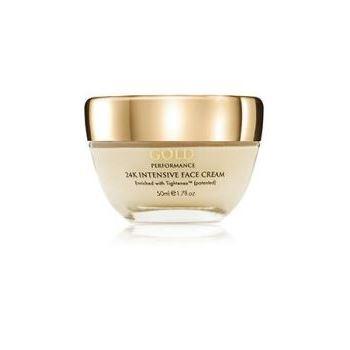 Крем Aqua Mineral Gold Perfomance 24K Intensive Face Cream 50 мл кремы aqua mineral крем для ног питательный 100 мл