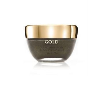 Маска Aqua Mineral Gold Perfomance 24K Intensive Mask 50 мл ainhoa luxe gold увлажняющая омолаживающая маска luxe gold увлажняющая омолаживающая маска