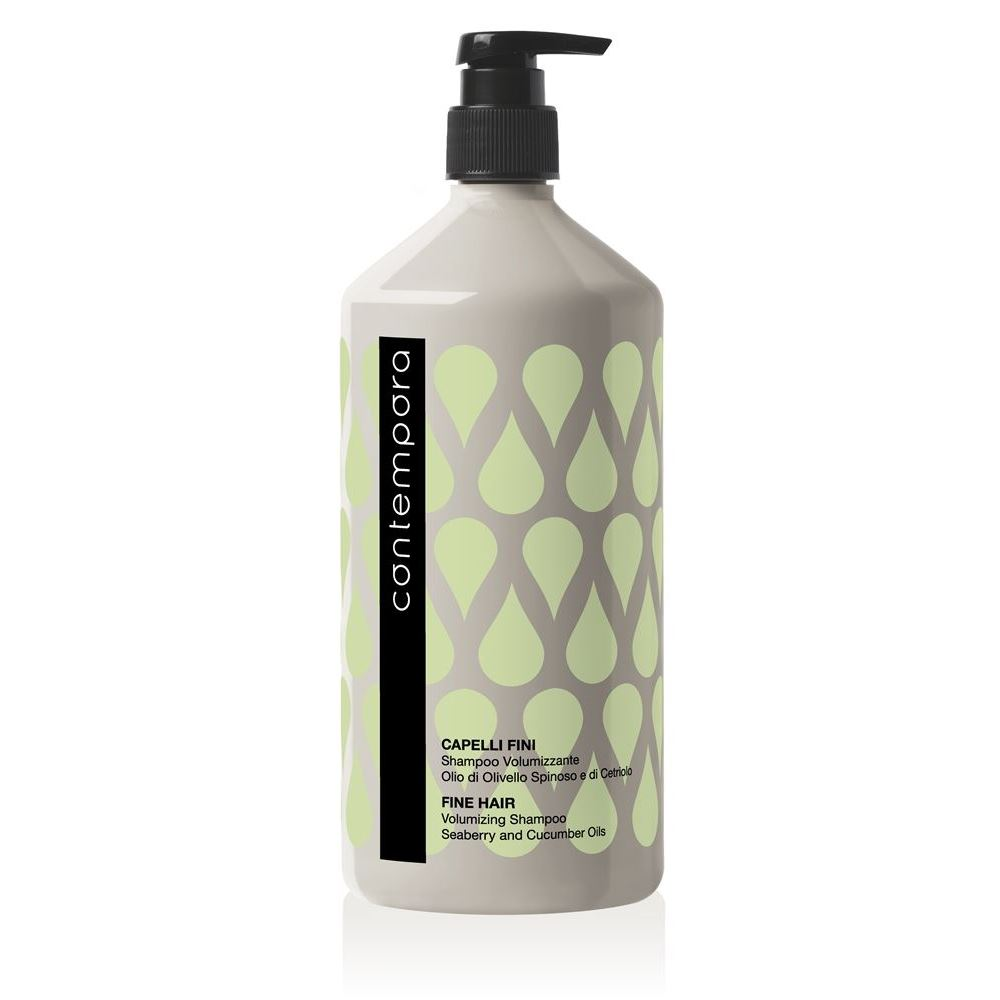 Шампунь Barex Fine Hair Volumizing Shampoo 1000 мл кондиционер bosley вos defense volumizing сonditioner normal to fine color treated hair step 2 объем 1000 мл