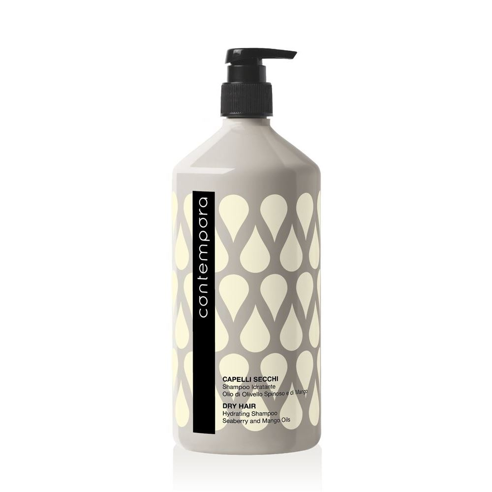 Шампунь Barex Dry Hair Hydrating Shampoo 1000 мл alfaparf precious nature shampoo dry and thirsty hair шампунь для сухих волос испытывающих жажду 1000 мл