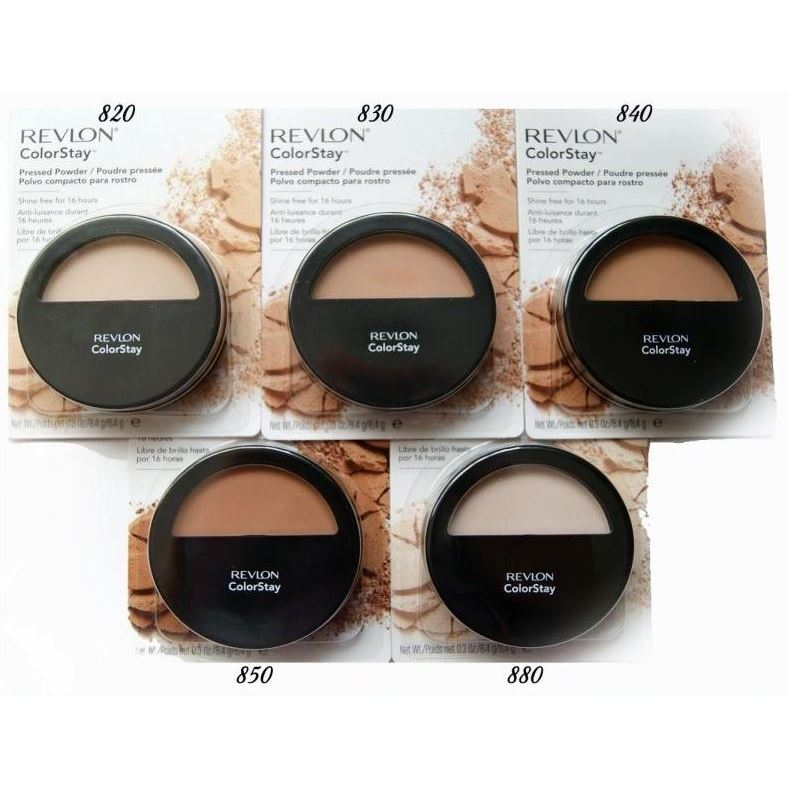 Пудра Revlon Colorstay Pressed Powder (840) mac next to nothing powder pressed компактная пудра medium dark