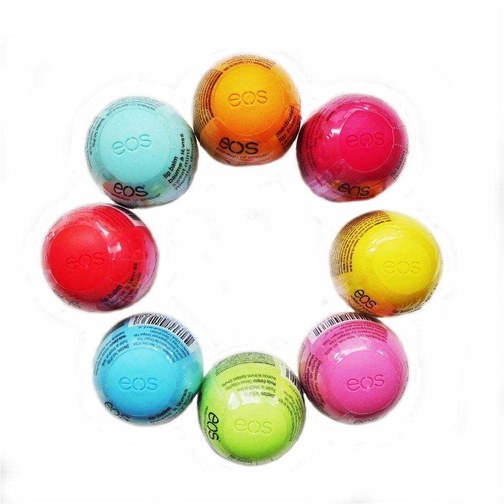 Бальзам Eos Lip Balm (в термоусадочной плёнке) (Vanilla Mint) eos бальзам для губ eos sweet mint сладкая мята 4 г