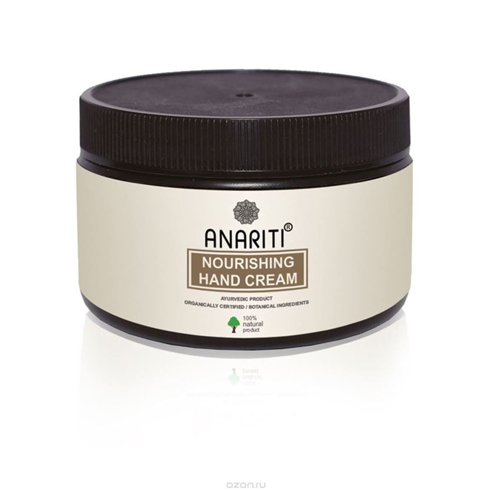 Крем Anariti Nourishing Hand Cream крем anariti face massage cream