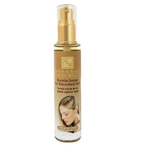 Концентрат Health & Beauty Keratin Serum For Smoothed Hair концентрат health