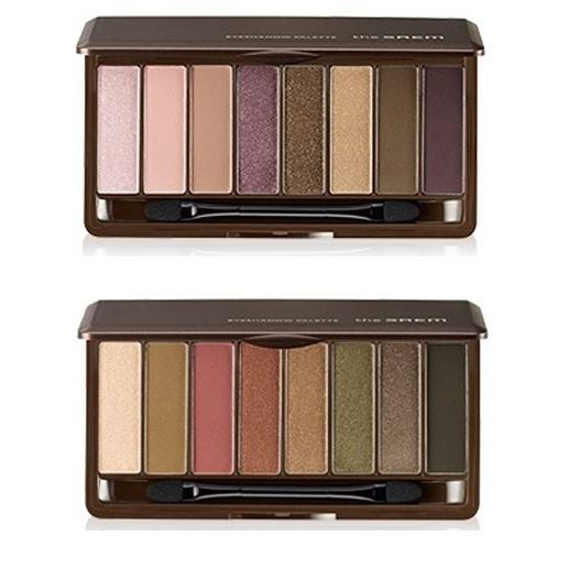 Палетки The Saem Eyeshadow Palette (02) для глаз catrice the ultimate chrome collection eyeshadow palette