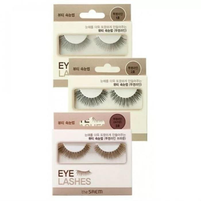 Сопутствующие товары The Saem Eyelash Clear Line (3) сопутствующие товары the saem eyelash clear line 3