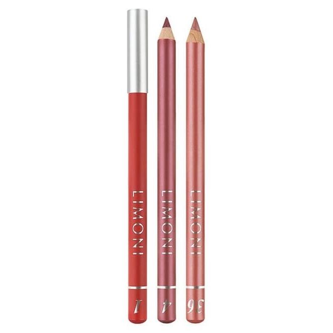 Карандаши Limoni Lip Pencil (43) карандаш для губ limoni lip pencil 37 цвет 37 variant hex name f27f82