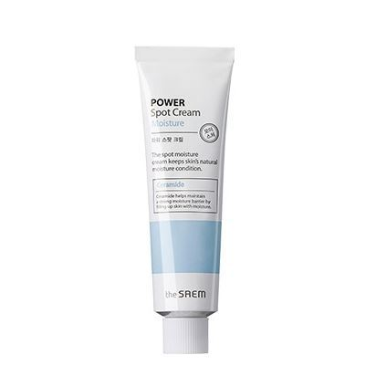 Крем The Saem Power Spot Cream Moisture иланг иланг увлажняющий лосьон спрей для тела