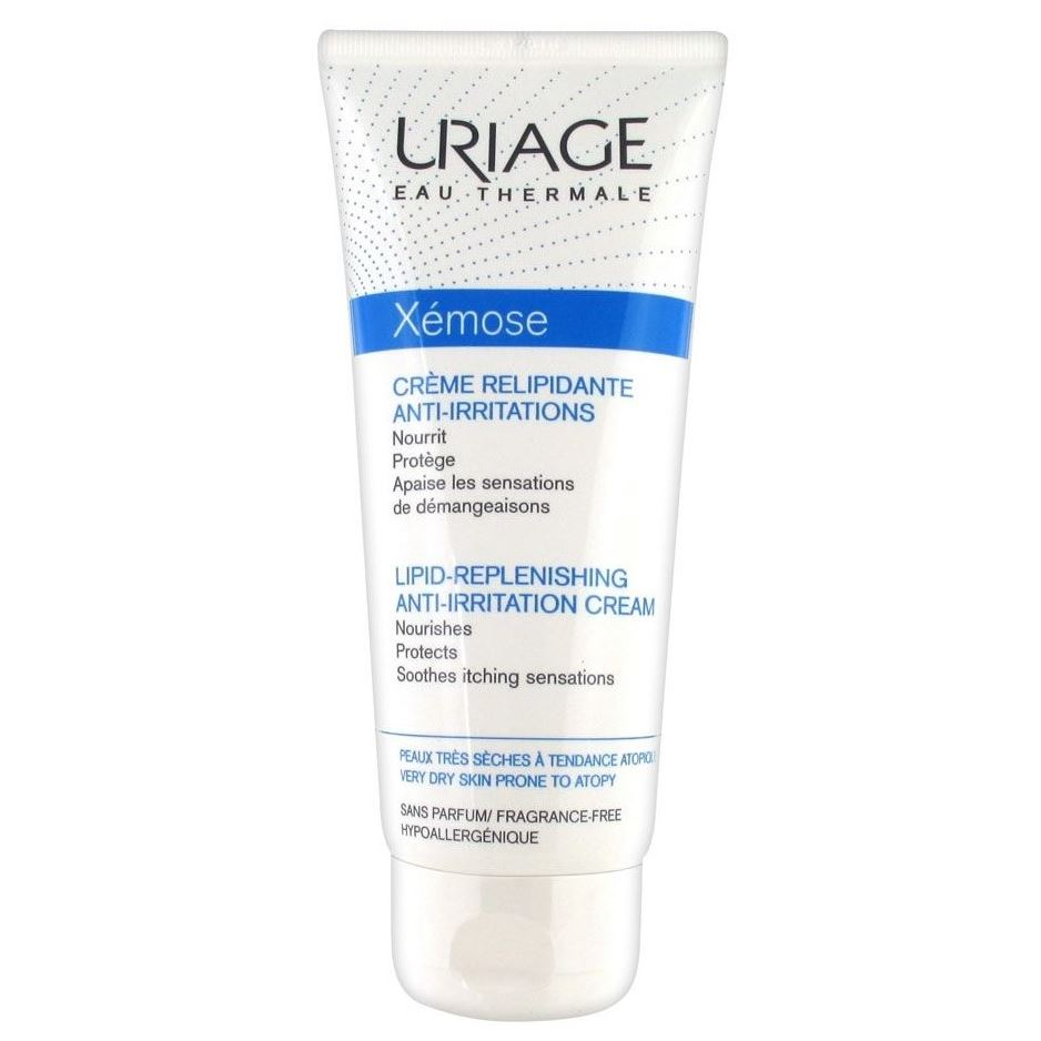 Крем Uriage Xemose Lipid-Replenishing Anti-Irritation Cream 400 мл крем uriage isoliss cream