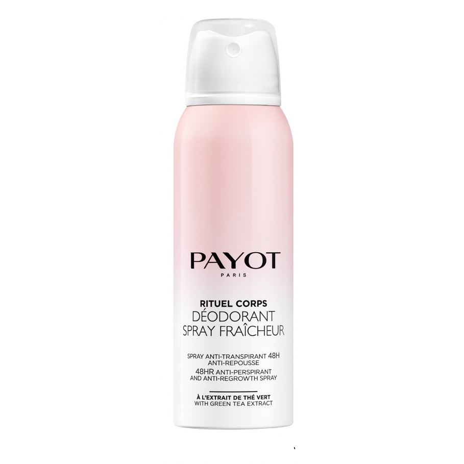 Дезодорант Payot Deodorant Fraicheur Energisant 48h 125 мл флюид lierac sunissime fluide protecteur energisant spf30
