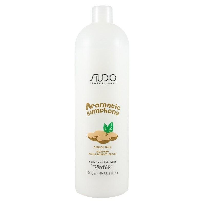 Бальзам Kapous Professional Balm for All Hair Types Almond Milk 1000 мл бальзам tefia balsam for all hair types 250 мл