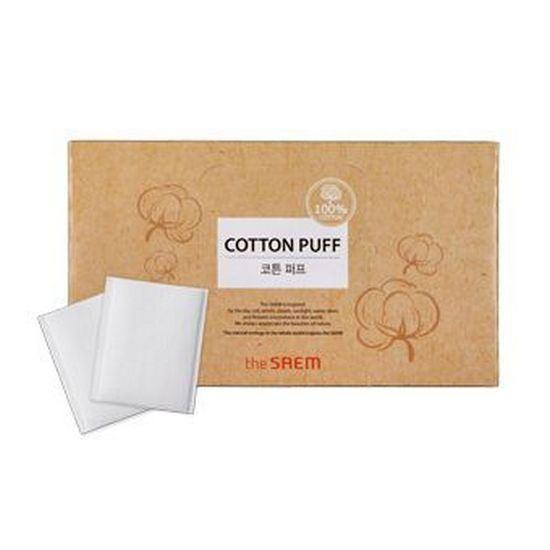 Спонж The Saem Cotton Puff (20 шт)