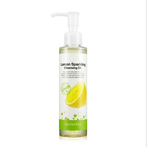 Масло Secret Key Lemon Sparkling Cleansing Oil 150 мл three ems balancing cleansing oil 200ml