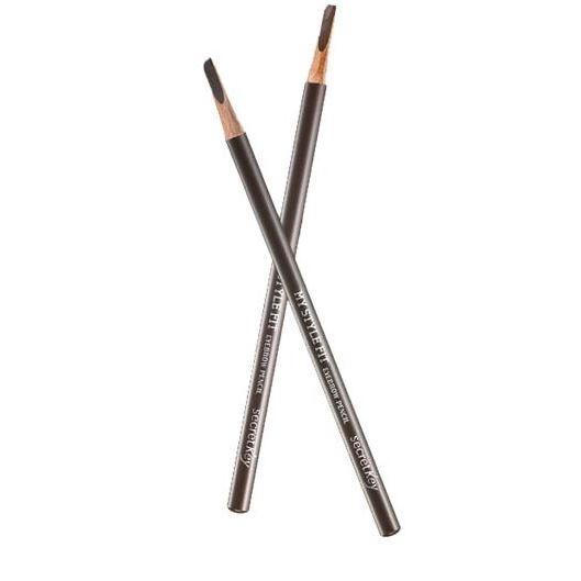 Карандаши Secret Key My Style Fit Eyebrow Pencil (02 ) lavera eyebrow pencil 02