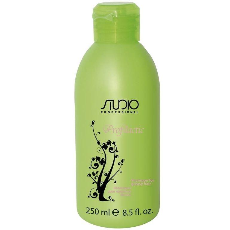 Kapous Professional Shampoo for Greasy Hair periche professional lipos shampoo oily