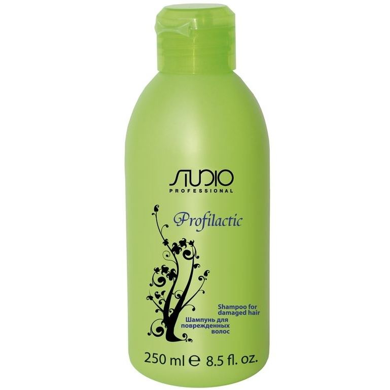 Шампунь Kapous Professional Shampoo for Damaged Hair 250 мл kapous professional экспресс маска 2 ампулы по 12 мл magic kerartin –