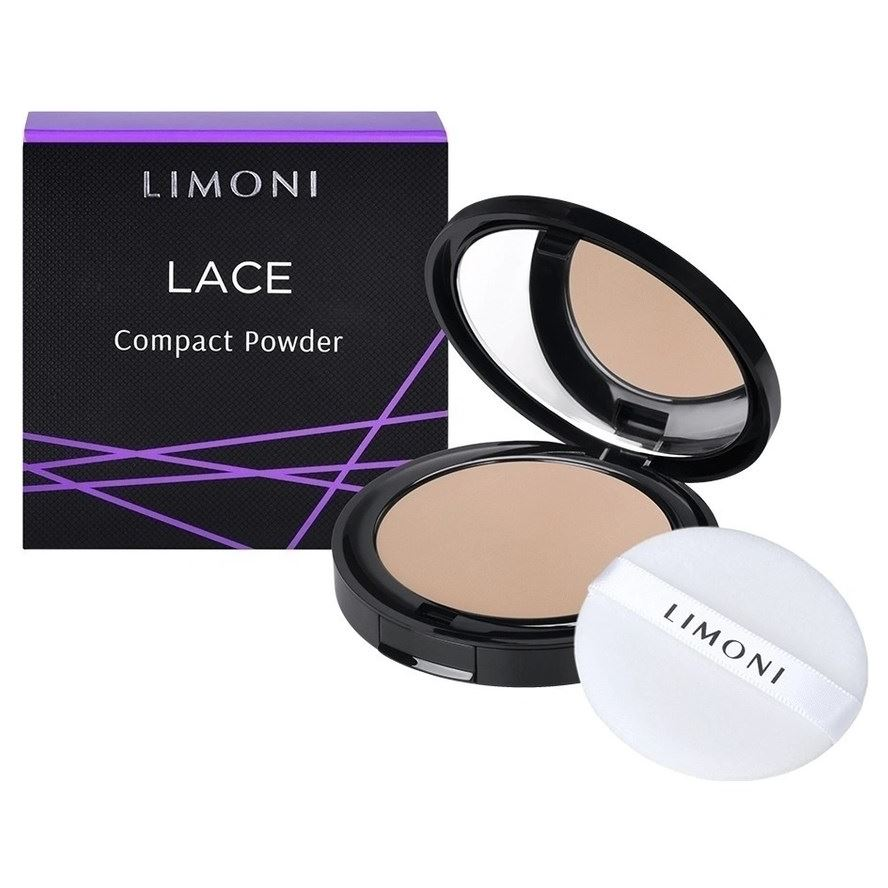 Пудра Limoni Lace Powder  (03) пудра