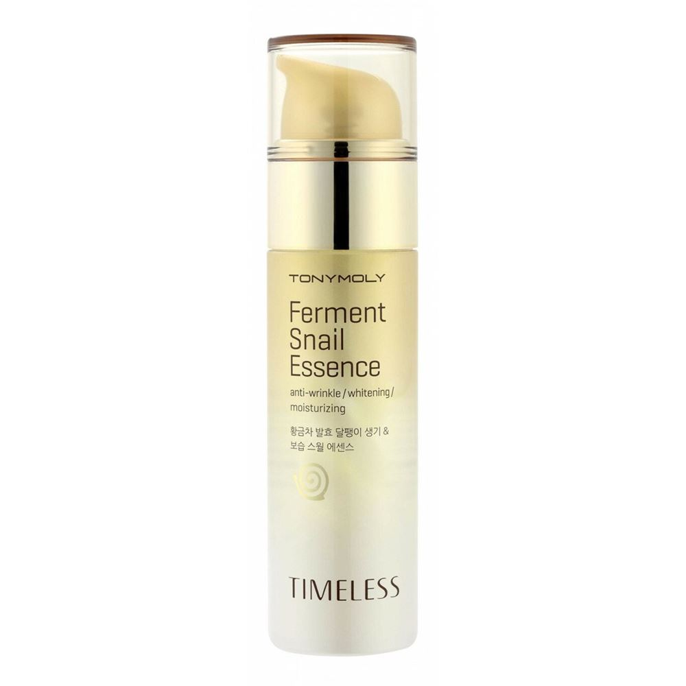 Набор Tony Moly Timeless Ferment Snail Essence (Набор: 50+20 мл) маска tony moly timeless ferment snail eye mask 35 г