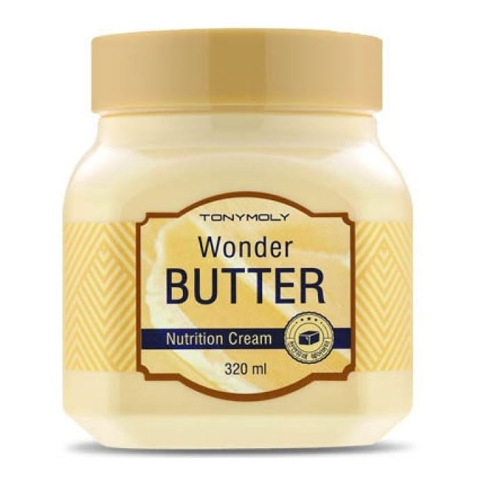 Крем Tony Moly Wonder Butter Nutrition Cream крем очищающий энергетический tony moly