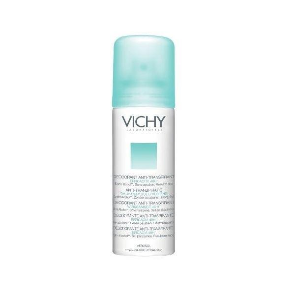 Дезодорант VICHY Дезодорант-спрей регулирующий  125 мл дезодорант ролл 48 часов для женщин lavilin 65 мл hlavin