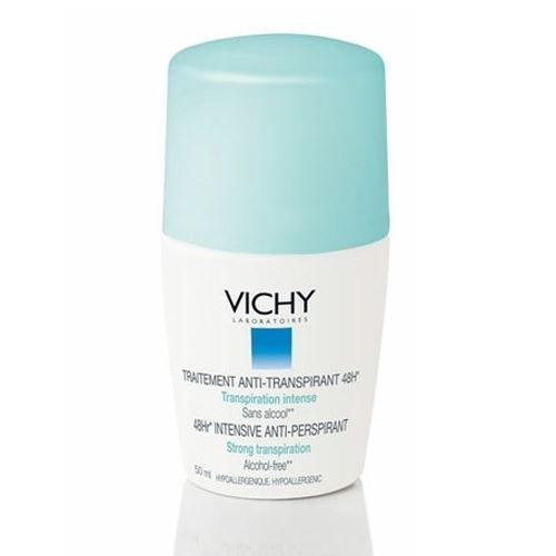 Дезодорант VICHY Дезодорант-шарик 48 ч. регулирующий  50 мл дезодорант стик 48 часов спортивный lavilin 60 мл hlavin