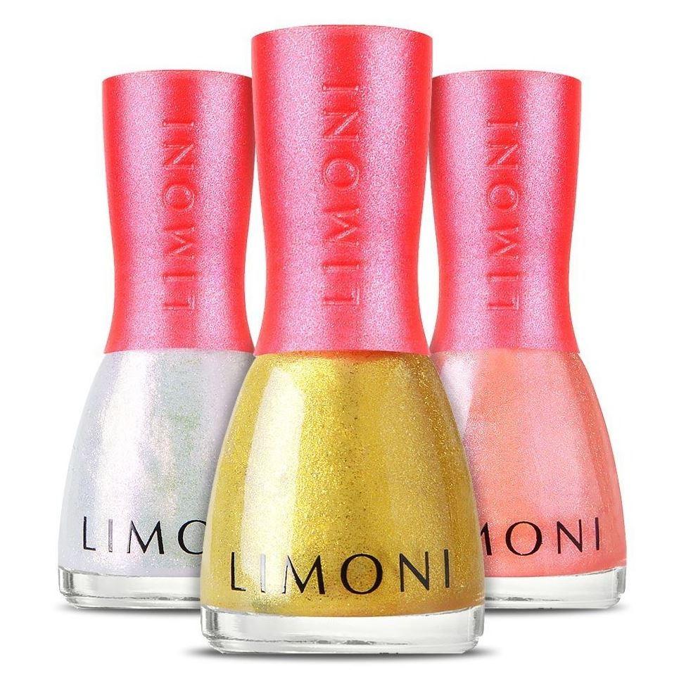 Лак для ногтей Limoni Bambini (707) акриловый лак на водной основе для стекла
