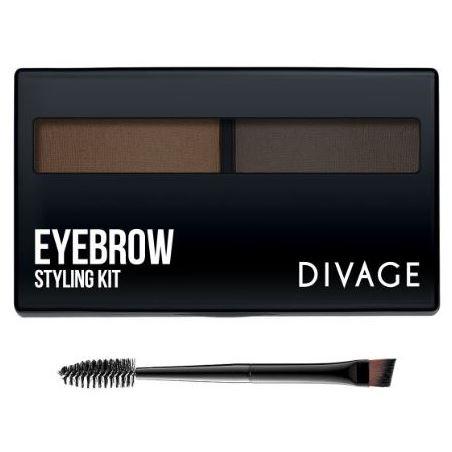 Наборы Divage Eyerbrow Styling Kit (02)