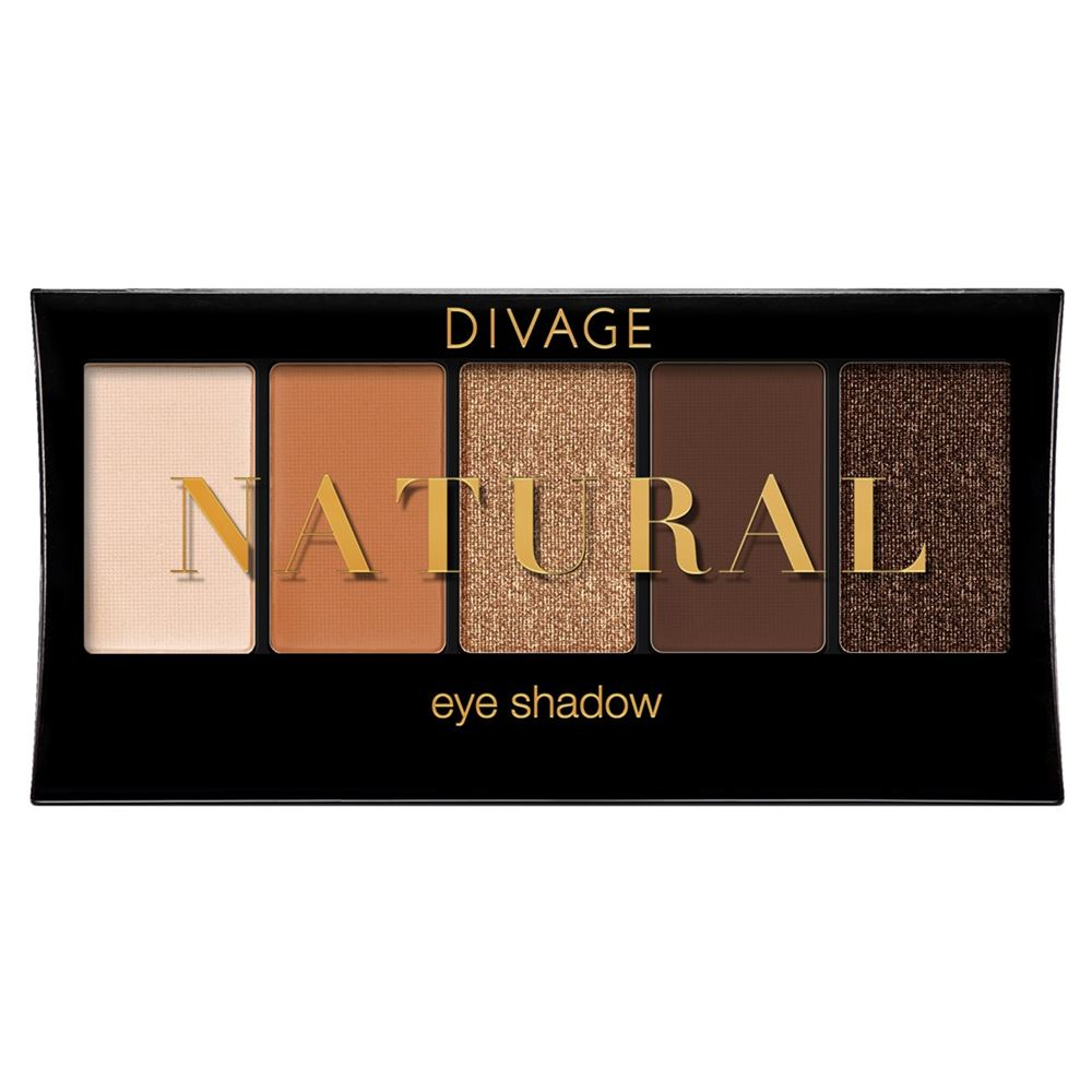 Палетки Divage Palettes Eye Shadow (Violet) sleek makeup палетка теней quattro eye shadow 2 оттенка палетка теней quattro eye shadow midnight blues тон 332