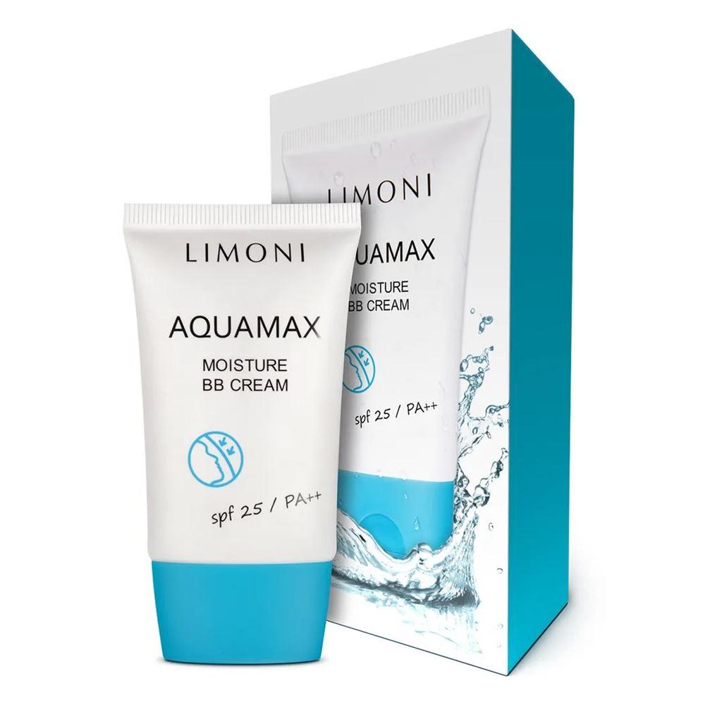 Крем Limoni Moisture BB Cream (02) bb кремы limoni крем bb для лица увлажняющий тон 1 40 мл aquamax moisture bb cream