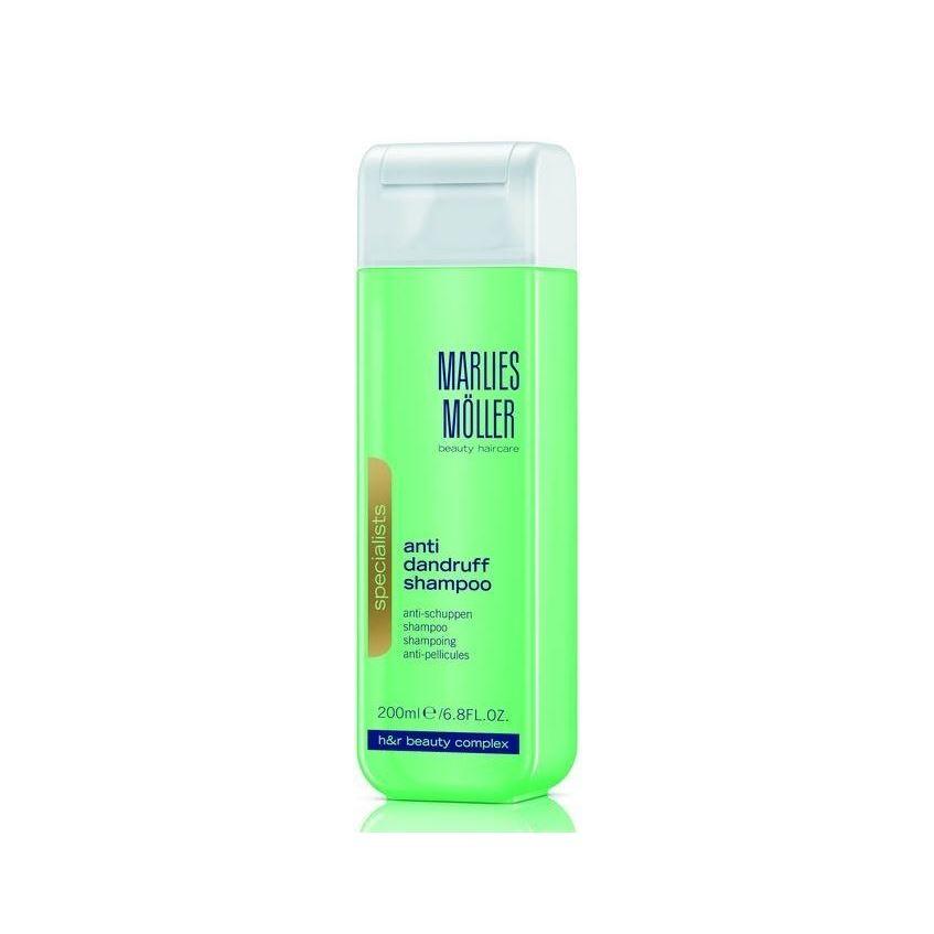 Шампунь Marlies Moller Specialist. Anti Dandruff Shampoo 200 мл шампуни marlies moller marlies moller two in one товар шампунь и кондиционер 2 в 1 тропический манго