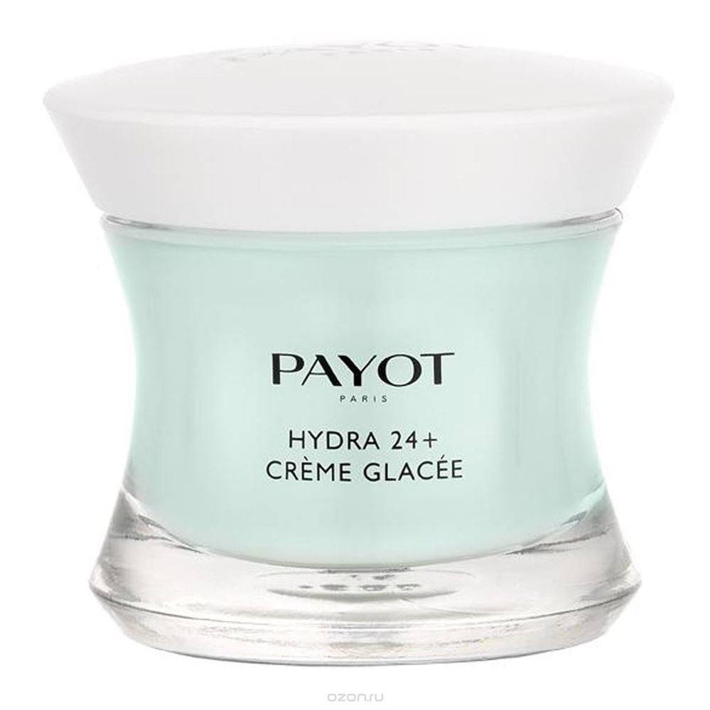 Крем Payot Hydra 24+ Creme Glacee 50 мл payot hydra 24 увлажняющий крем hydra 24 увлажняющий крем
