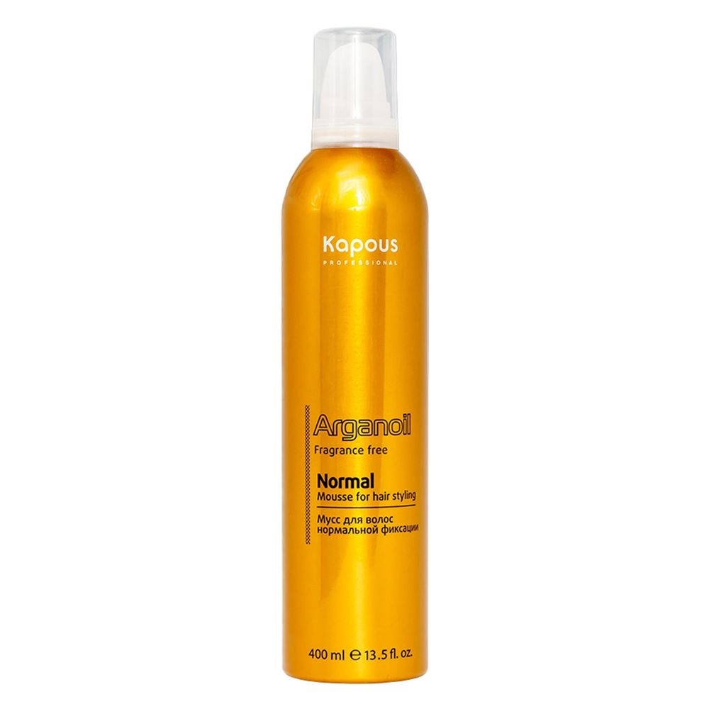 Мусс Kapous Professional Normal Mousse for Hair Styling гель kapous professional gel normal styling