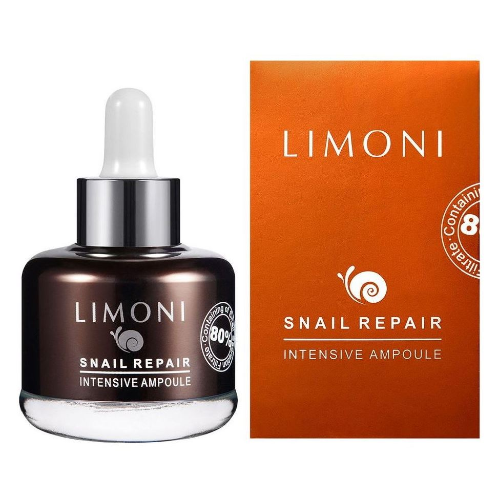 Сыворотка Limoni Intensive Ampoule 25 мл сыворотка nioxin intensive therapy night density rescue