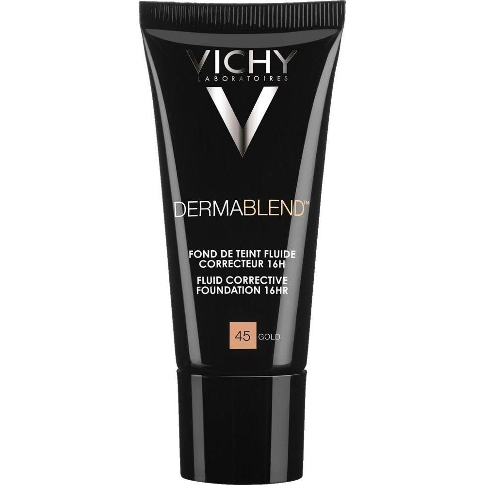 Тональный крем VICHY Корректирующий тональный флюид (35 Sand) тональный крем vichy тональный флюид тан идеаль 25