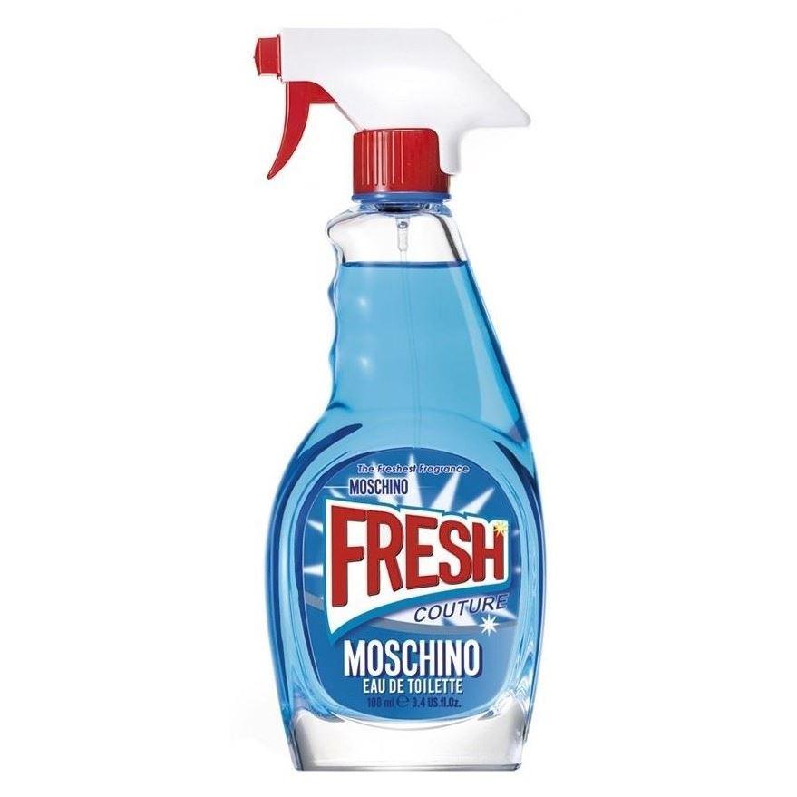 Туалетная вода Moschino Fresh Couture 50 мл moschino женская туалетная вода moschino glamour toujours 6g30 50 мл
