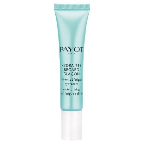 Гель Payot Hydra 24 + Regard Glacon 15 мл payot гель крем sensi expert для глаз против отеков и припухлостей для чувствительной кожи 15 мл