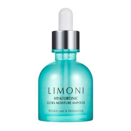 Сыворотка Limoni Hyaluronic Ultra Moisture Ampoule