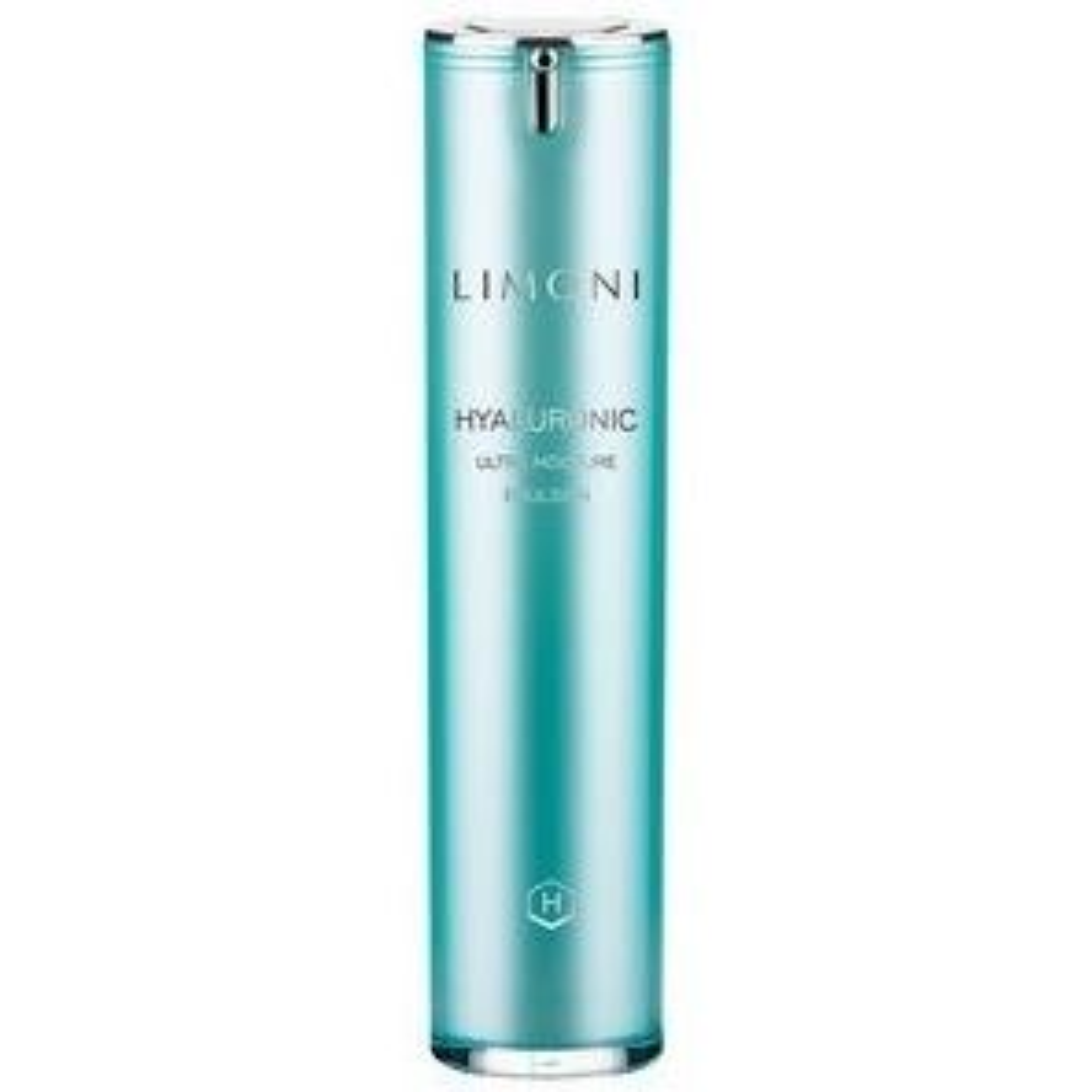 Эмульсия Limoni Hyaluronic Ultra Moisture Emulsion  50 мл уход limoni hyaluronic ultra moisture toner объем 50 мл