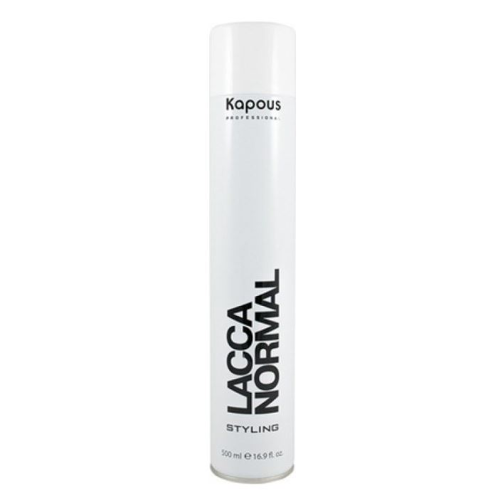 Лак Kapous Professional Lacca Normal Styling гель kapous professional gel normal styling