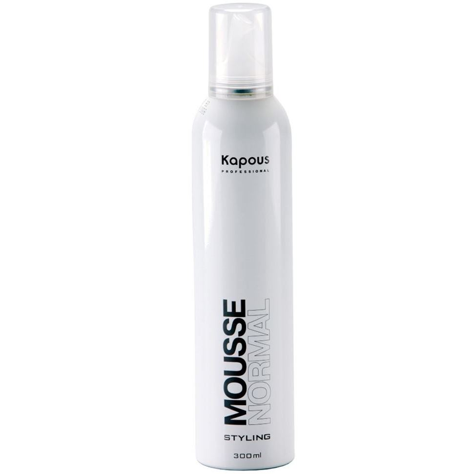 Мусс Kapous Professional Mousse Normal Styling гель kapous professional gel normal styling