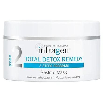 Маска Intragen Intragen Total Detox Remedy Mask  200 мл revlon маска detox intragen 200 мл