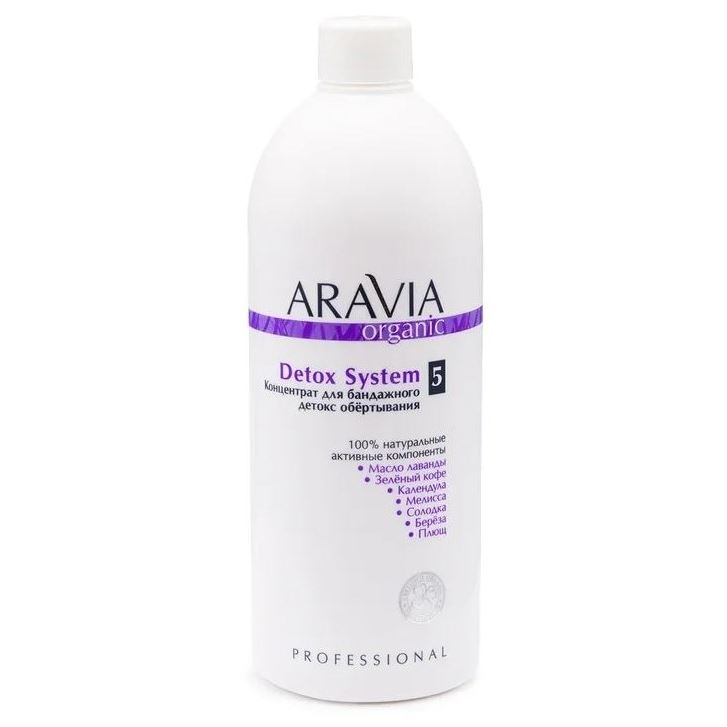 Концентрат Aravia Professional Detox System  500 мл мультидез тефлекс концентрат 500 мл